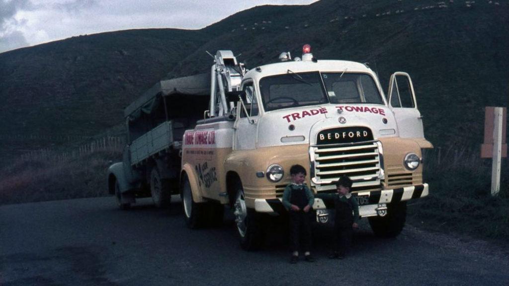 Trade Towage Original Vehicle